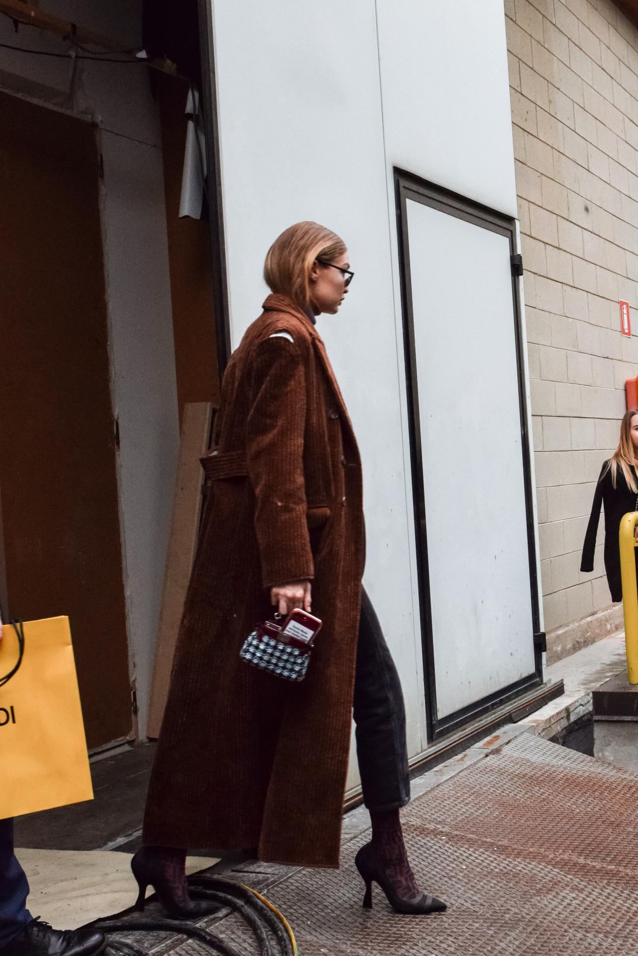 Supermodels at Milan Fashion Week | Balázs Zsálek