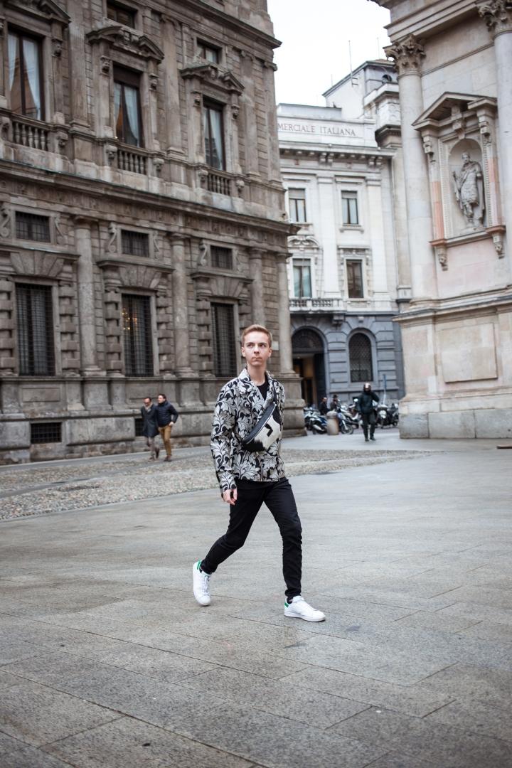 Milan Fashion WeekDiary