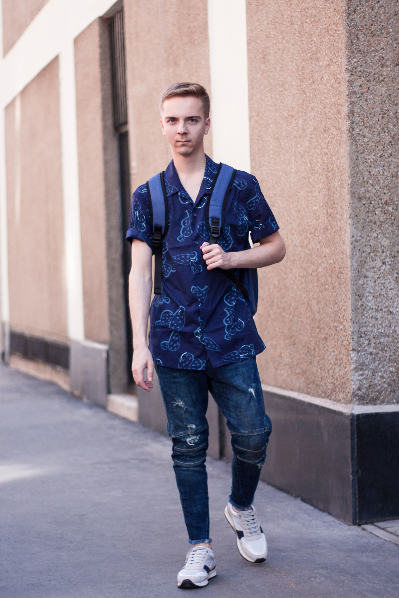 This School Outfit Is Everything You Need For Spring | Balazs Zsalek